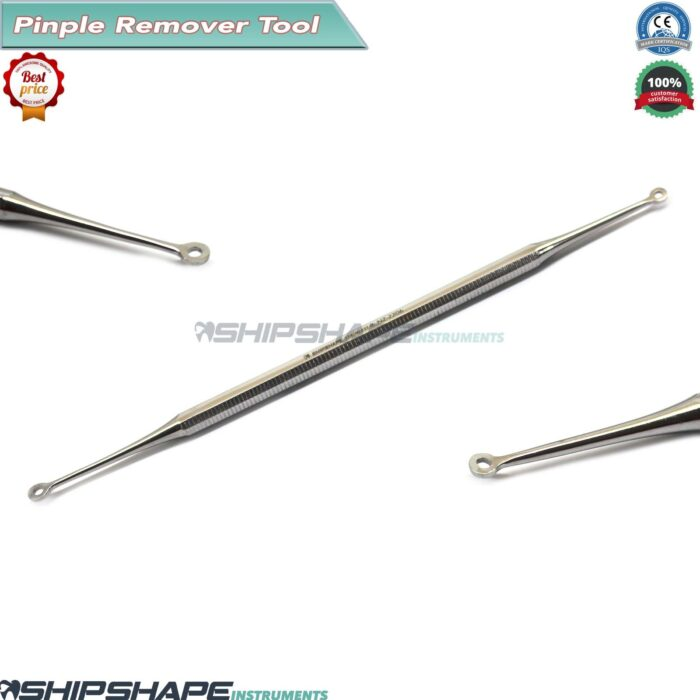 Blackhead Remover Pimple Extractor Tool Acne Removal Tool -0
